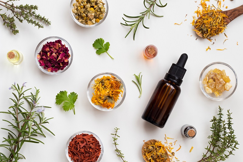 芬芳愈療 Aromatherapy